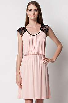 Dote Harlow Dress - Blush