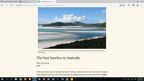 Using Microsoft Edge As A Teaching Tool