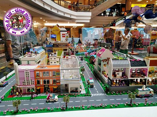 Build Your LEGO Christmas Event