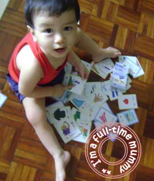 BLINGuals Flash Cards